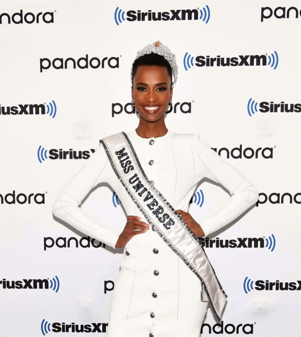 The Official Thread Of Miss Universe 2019 : Zozibini Tunzi of South Africa - Page 2 Fb_14474