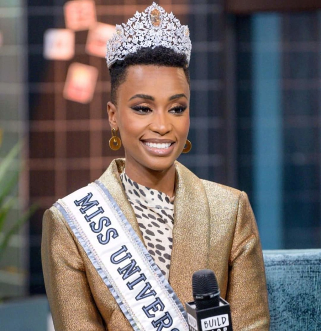 The Official Thread Of Miss Universe 2019 : Zozibini Tunzi of South Africa - Page 2 Fb_14475
