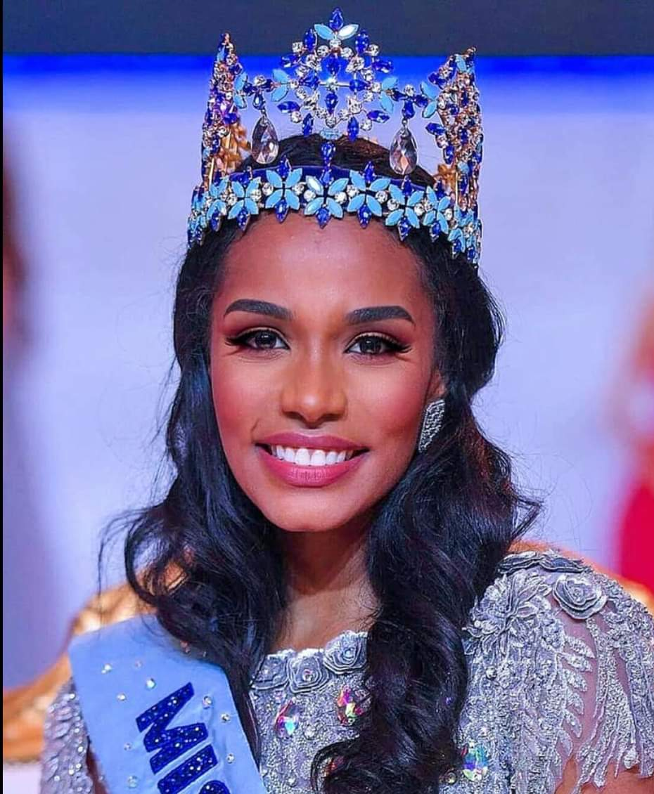 Official Thread of Miss World 2019 ® Toni-Ann Singh - JAMAICA Fb_14532