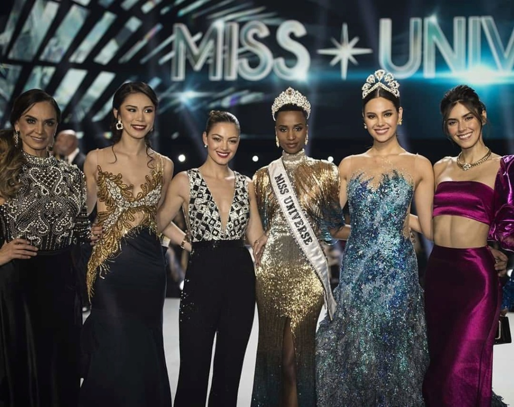The Official Thread Of Miss Universe 2019 : Zozibini Tunzi of South Africa - Page 2 Fb_14557