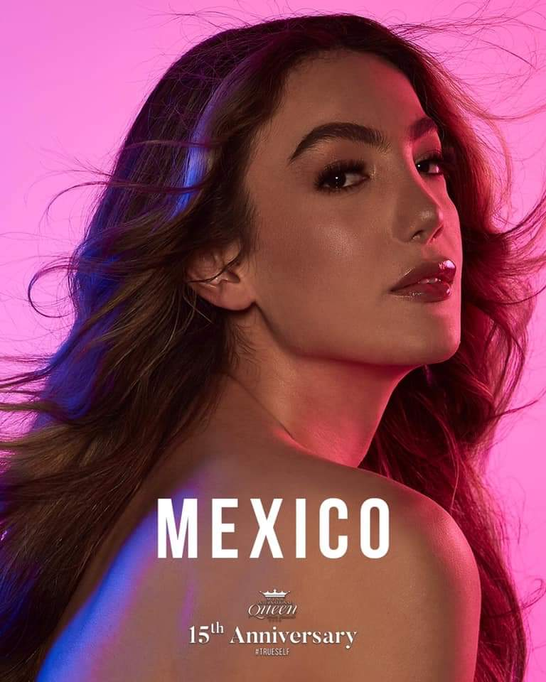 Miss International Queen 2020 is MEXICO Fb_15201
