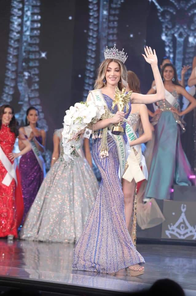 Miss International Queen 2020 is MEXICO Fb_15204