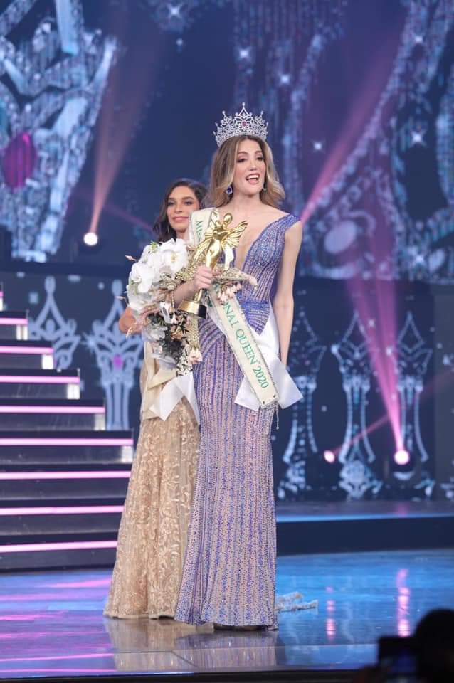 Miss International Queen 2020 is MEXICO Fb_15206