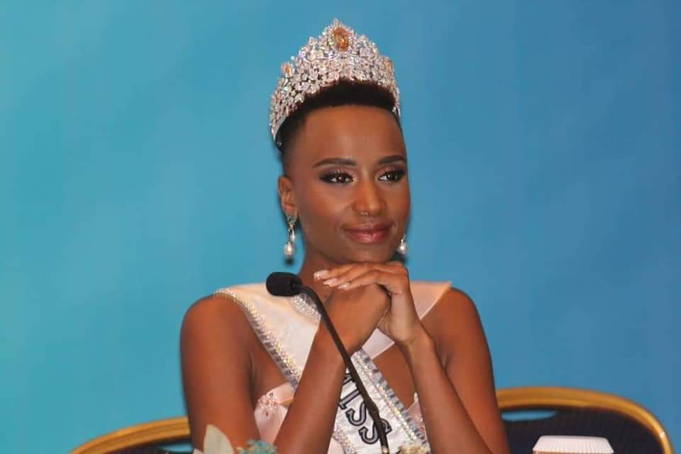 The Official Thread Of Miss Universe 2019 : Zozibini Tunzi of South Africa - Page 5 Fb_15213