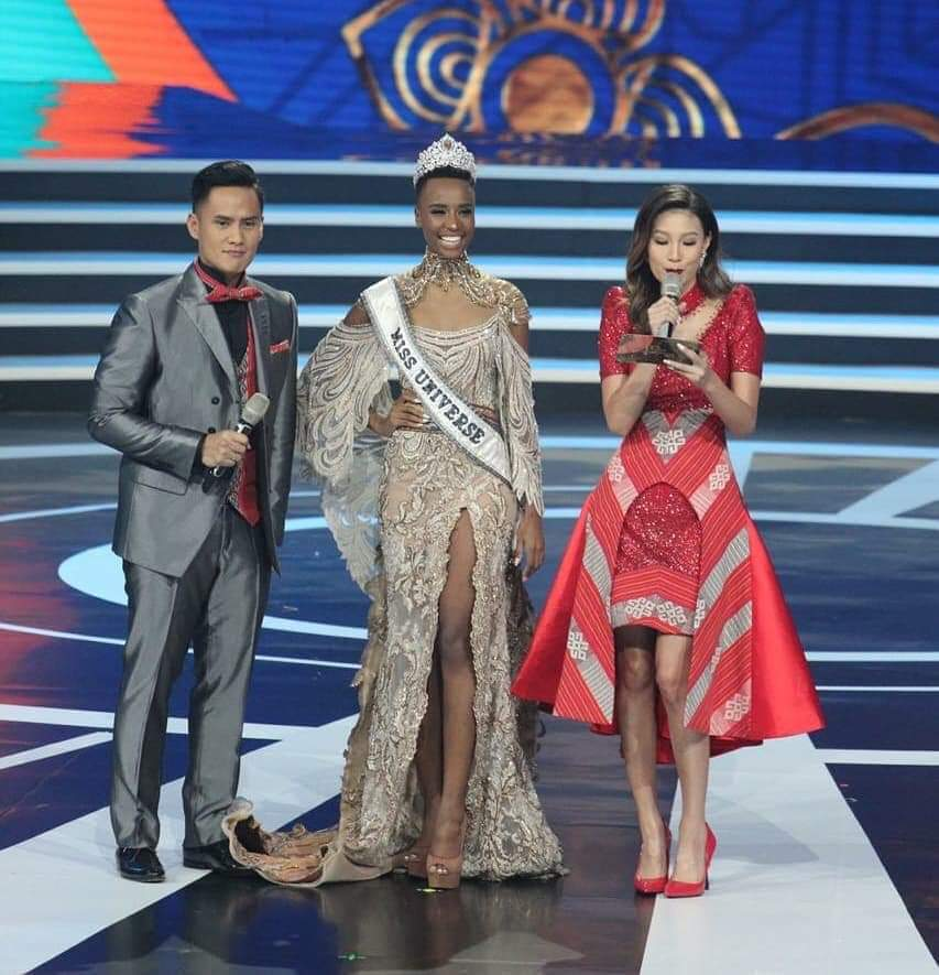 The Official Thread Of Miss Universe 2019 : Zozibini Tunzi of South Africa - Page 5 Fb_15219