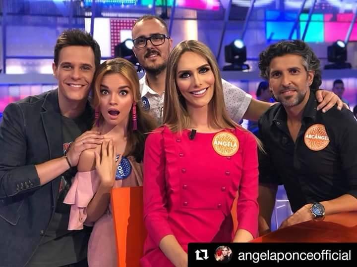Ángela Ponce (SPAIN 2018) - Page 2 Fb_i1093
