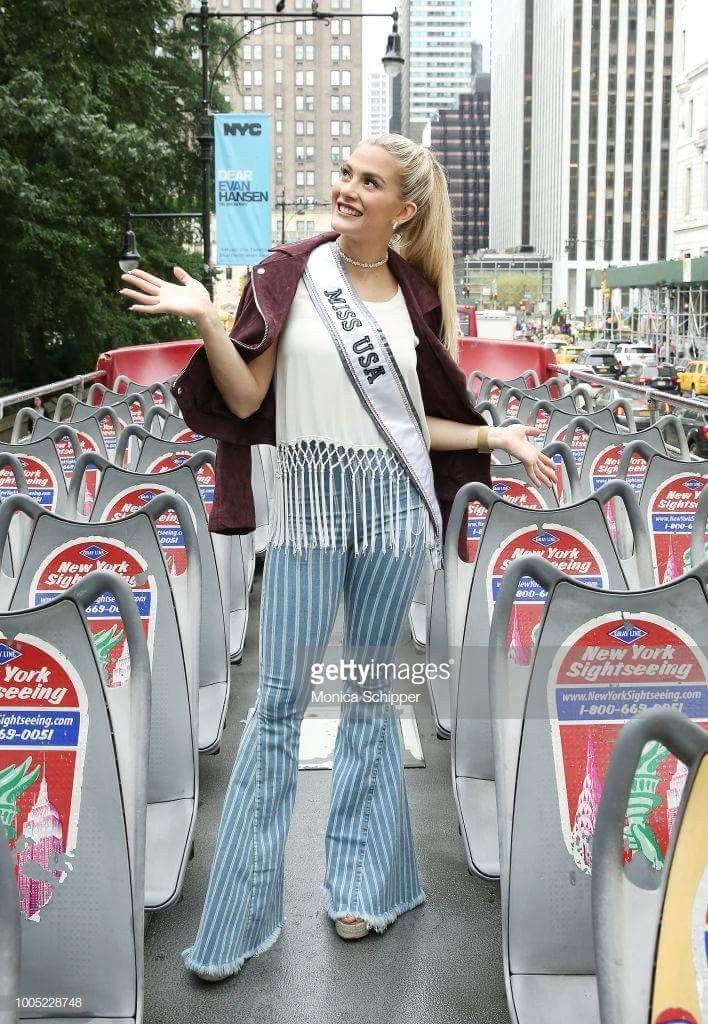 MISS USA 2018: Sarah Rose Summers from Nebraska - Page 3 Fb_i1109