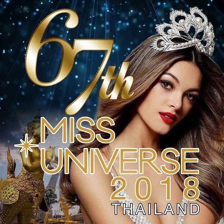 Miss Universe 2018 will be held in Bangkok, Thailand on December 16 - Page 3 Fb_i1136