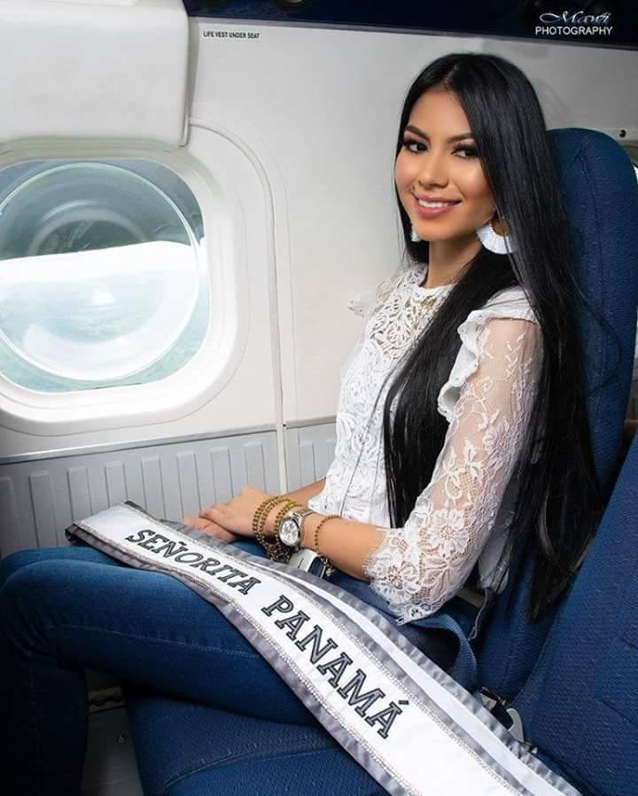 Rosa Iveth Montezuma (PANAMA UNIVERSE  2018) - Page 2 Fb_i1335