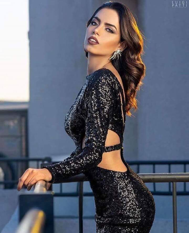 MISS UNIVERSE CHILE 2018 is Andrea Diaz Fb_i1458