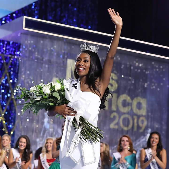 Miss America 2019 Nia Franklin Fb_i2029