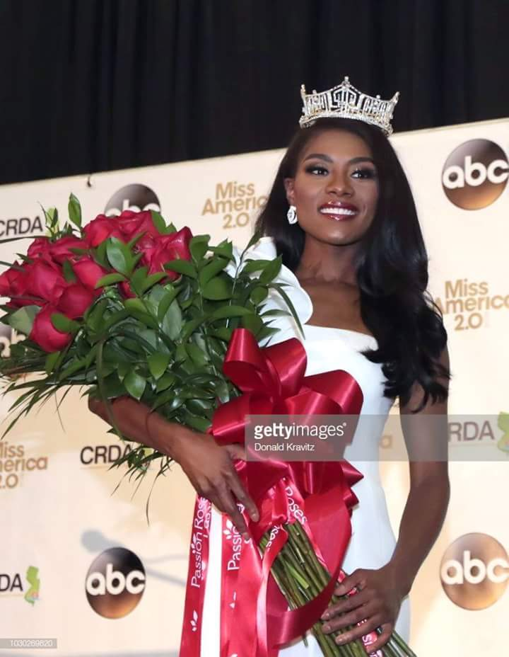 Miss America 2019 Nia Franklin Fb_i2031