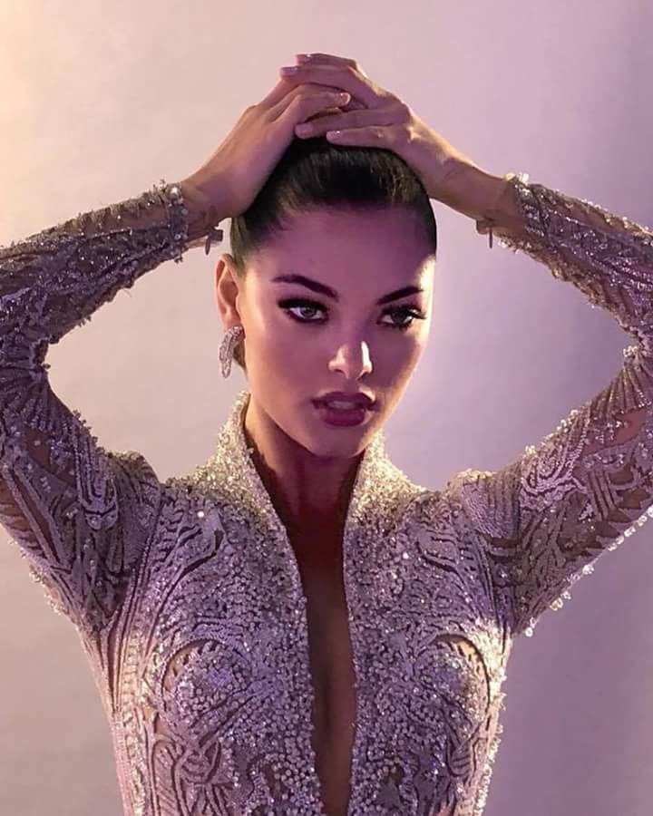 ♔ The Official Thread of MISS UNIVERSE® 2017 Demi-Leigh Nel-Peters of South Africa ♔ - Page 14 Fb_i2530