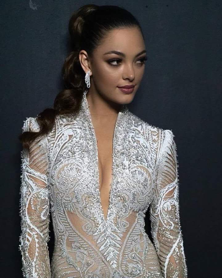♔ The Official Thread of MISS UNIVERSE® 2017 Demi-Leigh Nel-Peters of South Africa ♔ - Page 14 Fb_i2533