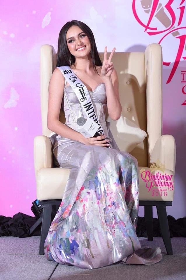 BINIBINING PILIPINAS - INTERNATIONAL 2018: Ma Ahtisa Manalo  - Page 3 Fb_i2858