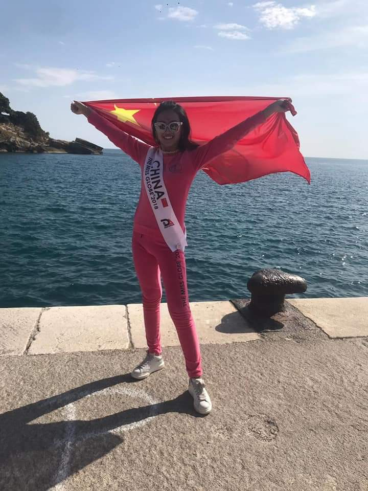 MISS GLOBE 2018 is CHINA - Page 2 Fb_i3211