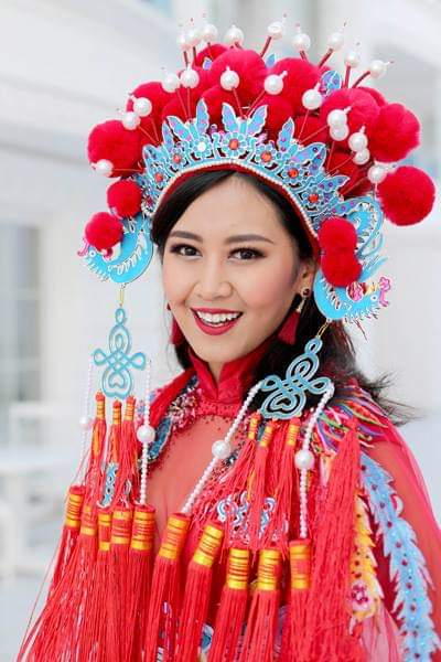 MISS GLOBE 2018 is CHINA - Page 2 Fb_i3375