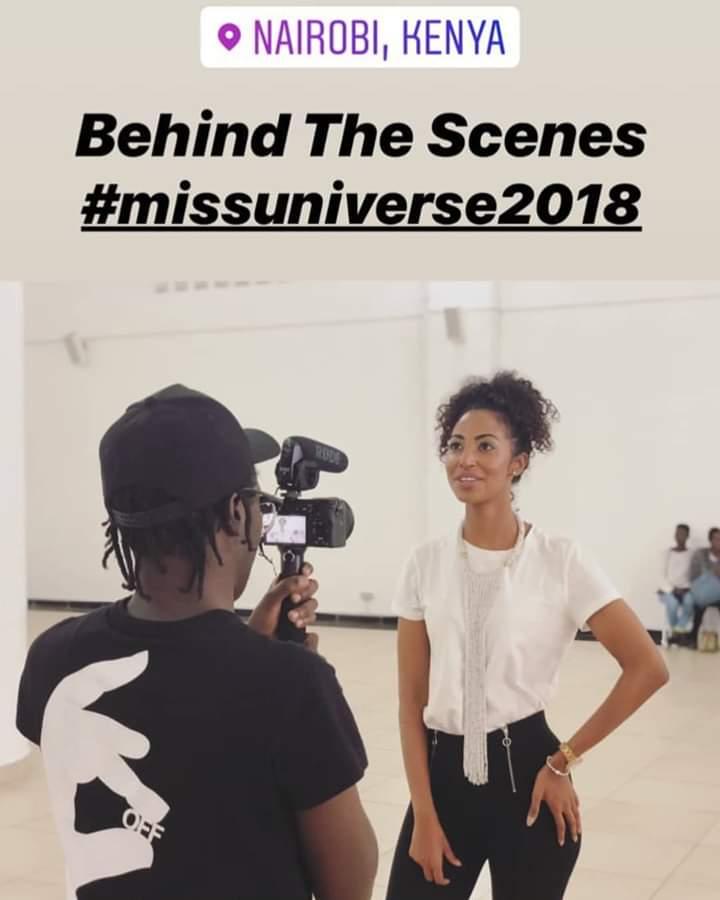 Road to MISS UNIVERSE KENYA 2018 - Winners Fb_i3476