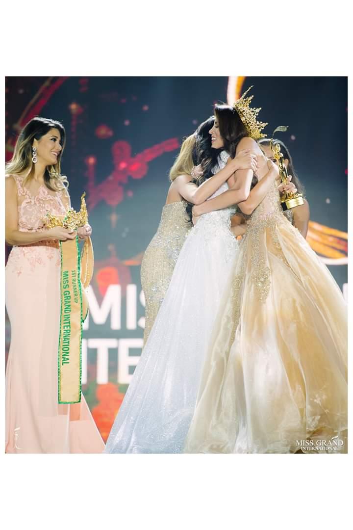 Official Thread of MISS GRAND INTERNATIONAL 2018 - María Clara Sosa - PARAGUAY Fb_i3673