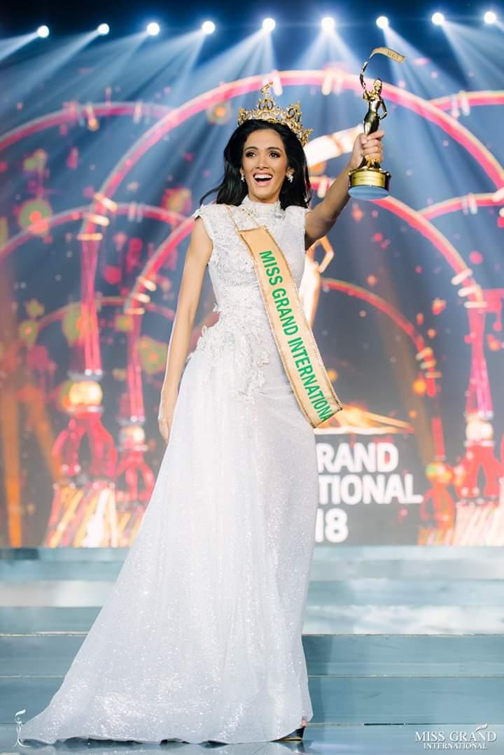 Official Thread of MISS GRAND INTERNATIONAL 2018 - María Clara Sosa - PARAGUAY Fb_i3675