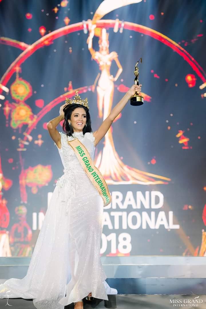 Official Thread of MISS GRAND INTERNATIONAL 2018 - María Clara Sosa - PARAGUAY Fb_i3676