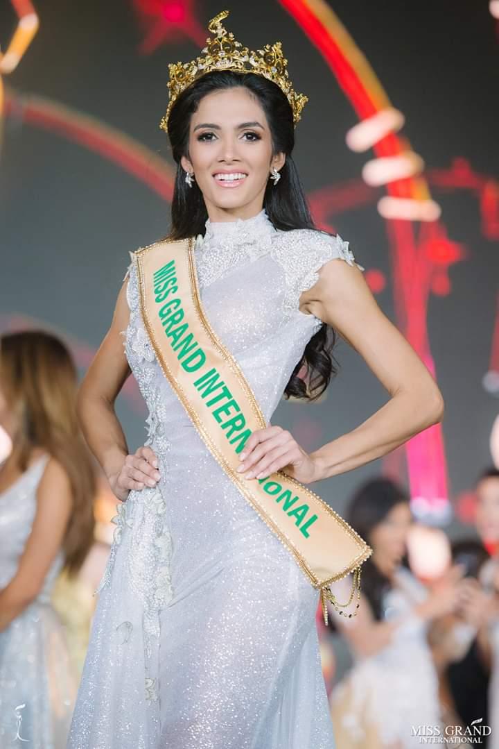 Official Thread of MISS GRAND INTERNATIONAL 2018 - María Clara Sosa - PARAGUAY Fb_i3677