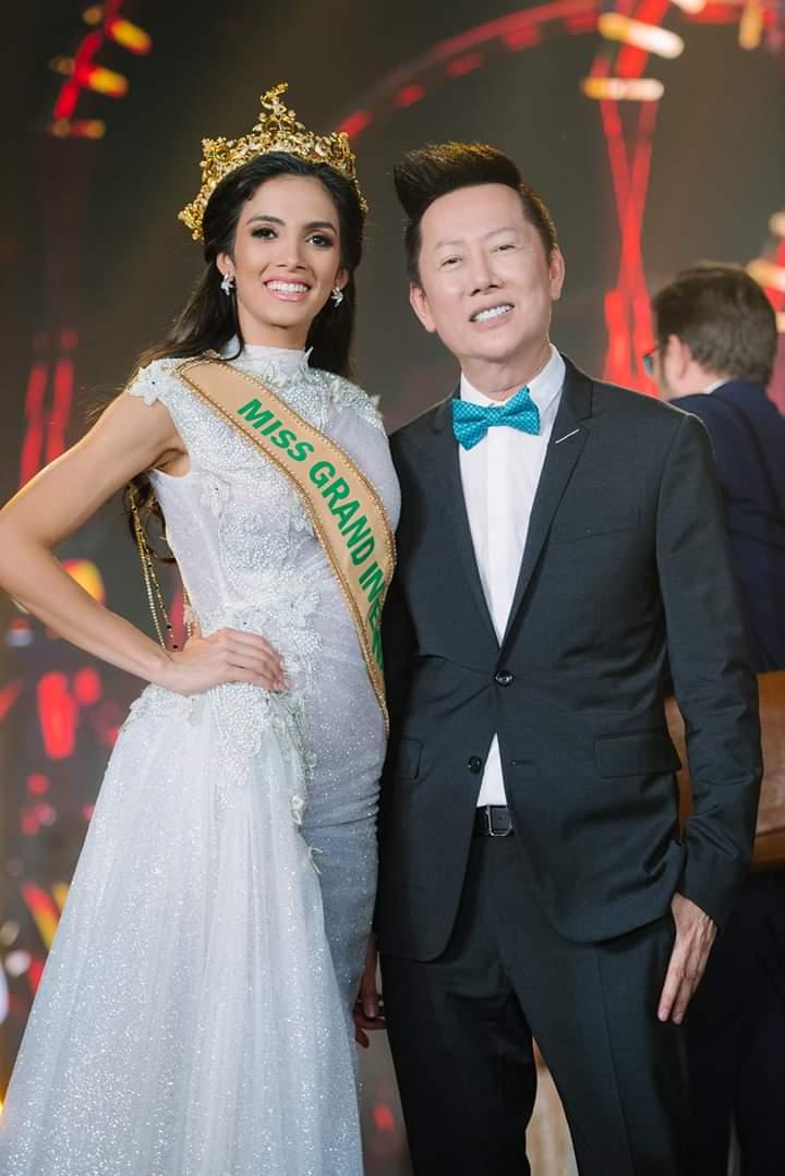 Official Thread of MISS GRAND INTERNATIONAL 2018 - María Clara Sosa - PARAGUAY Fb_i3678