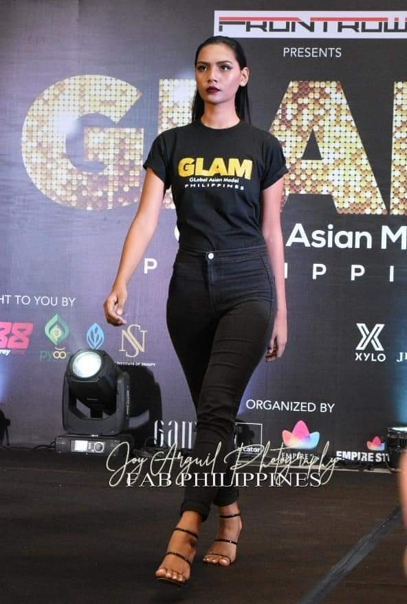 The Search for GLAM (Global Asain Model)  2018 - WINNERS Fb_i3837