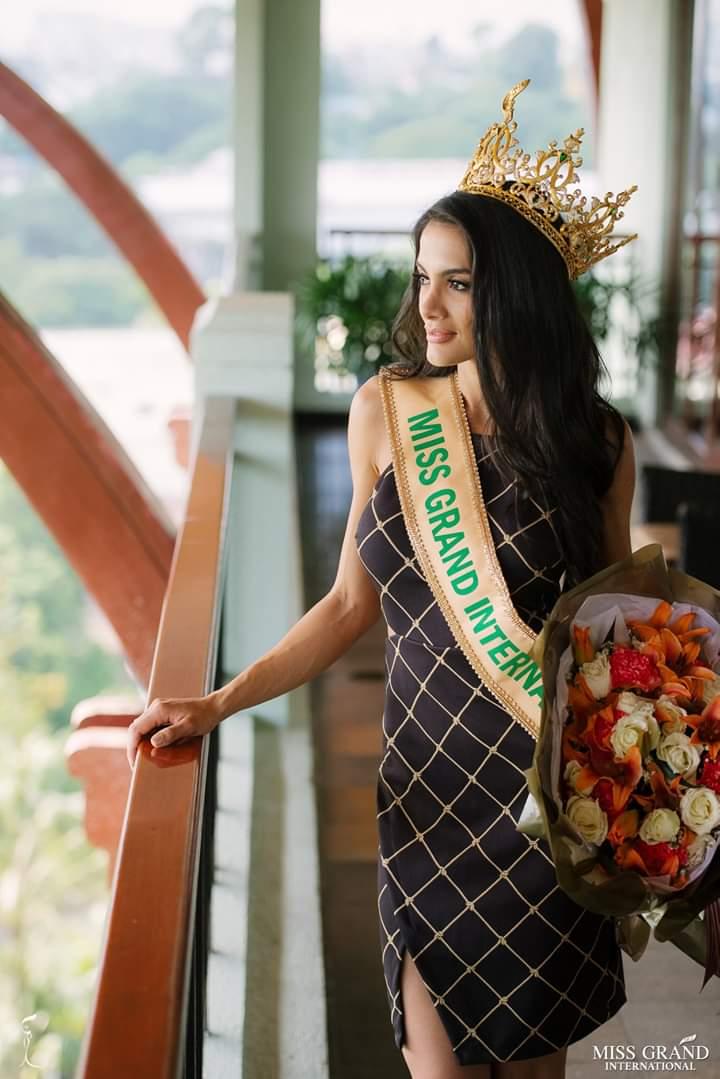 Official Thread of MISS GRAND INTERNATIONAL 2018 - María Clara Sosa - PARAGUAY Fb_i3920