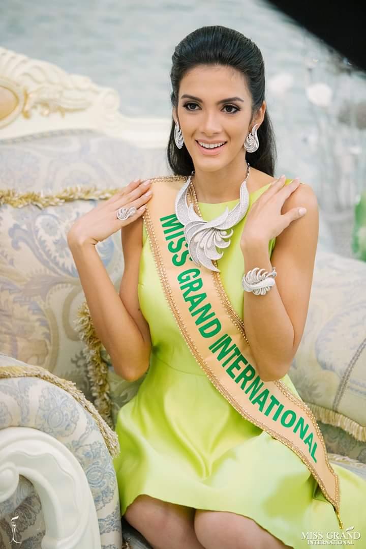 Official Thread of MISS GRAND INTERNATIONAL 2018 - María Clara Sosa - PARAGUAY Fb_i3921