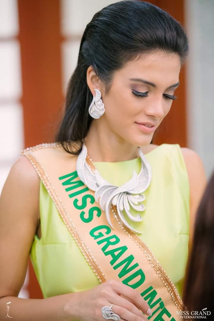 Official Thread of MISS GRAND INTERNATIONAL 2018 - María Clara Sosa - PARAGUAY Fb_i3923