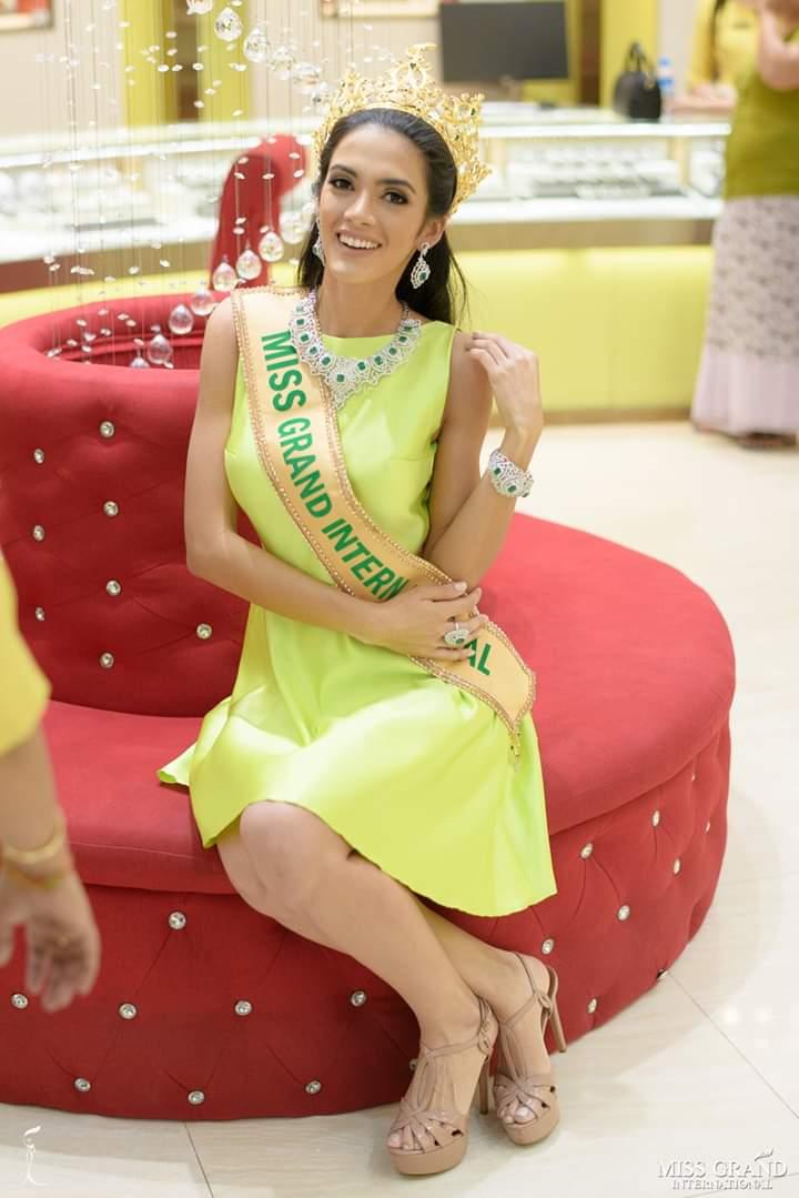 Official Thread of MISS GRAND INTERNATIONAL 2018 - María Clara Sosa - PARAGUAY Fb_i3924