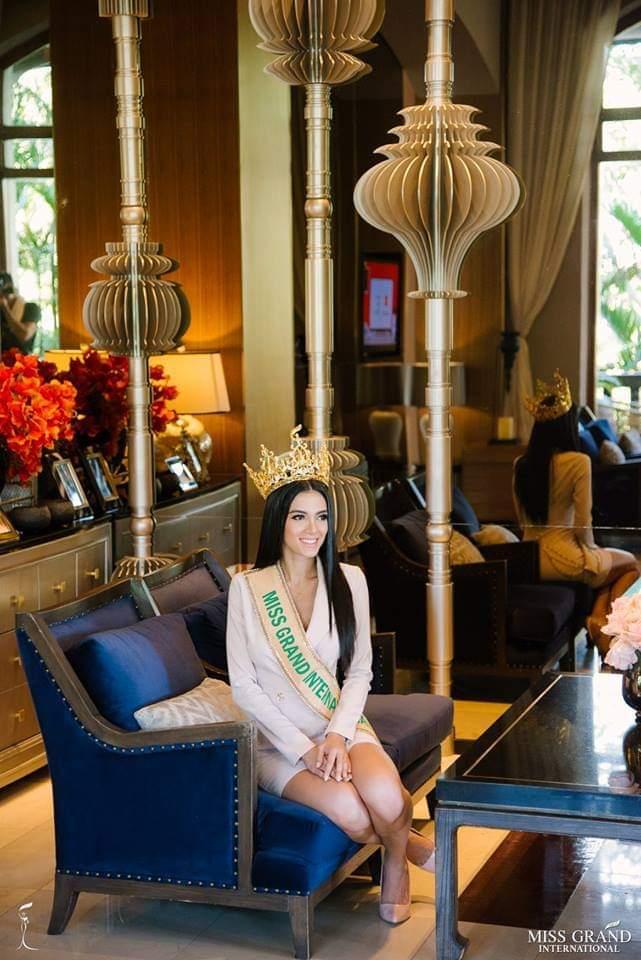 Official Thread of MISS GRAND INTERNATIONAL 2018 - María Clara Sosa - PARAGUAY Fb_i4010