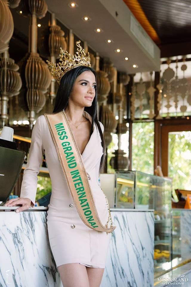 Official Thread of MISS GRAND INTERNATIONAL 2018 - María Clara Sosa - PARAGUAY Fb_i4011