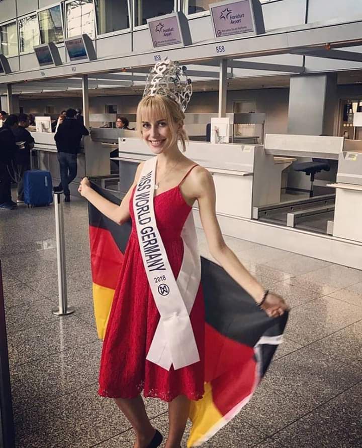 ✪✪✪ MISS WORLD 2018 - COMPLETE COVERAGE  ✪✪✪ - Page 2 Fb_i4417