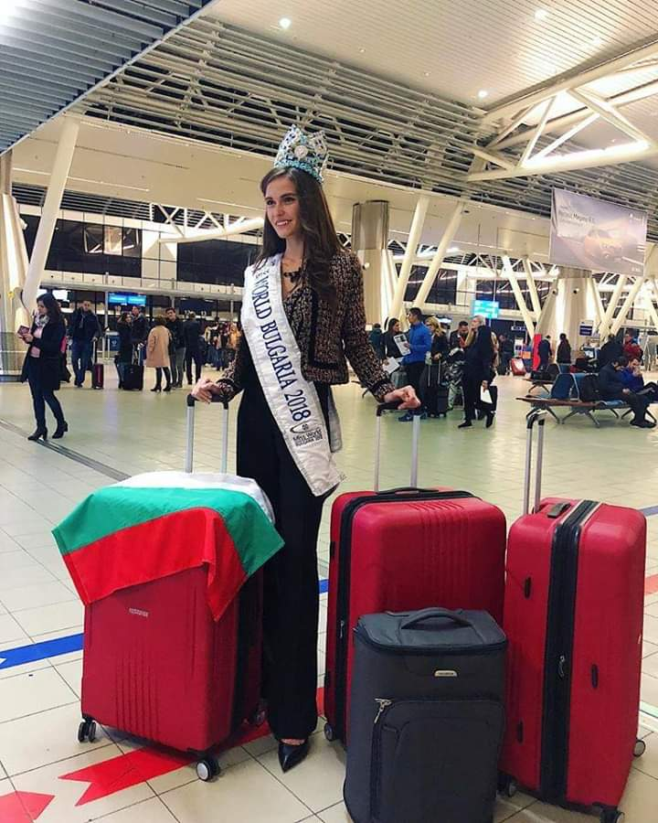 ✪✪✪ MISS WORLD 2018 - COMPLETE COVERAGE  ✪✪✪ - Page 2 Fb_i4418