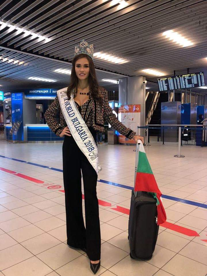 ✪✪✪ MISS WORLD 2018 - COMPLETE COVERAGE  ✪✪✪ - Page 2 Fb_i4442