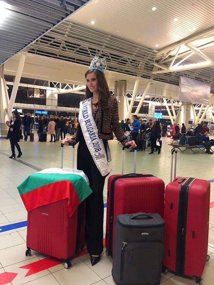 ✪✪✪ MISS WORLD 2018 - COMPLETE COVERAGE  ✪✪✪ - Page 2 Fb_i4443