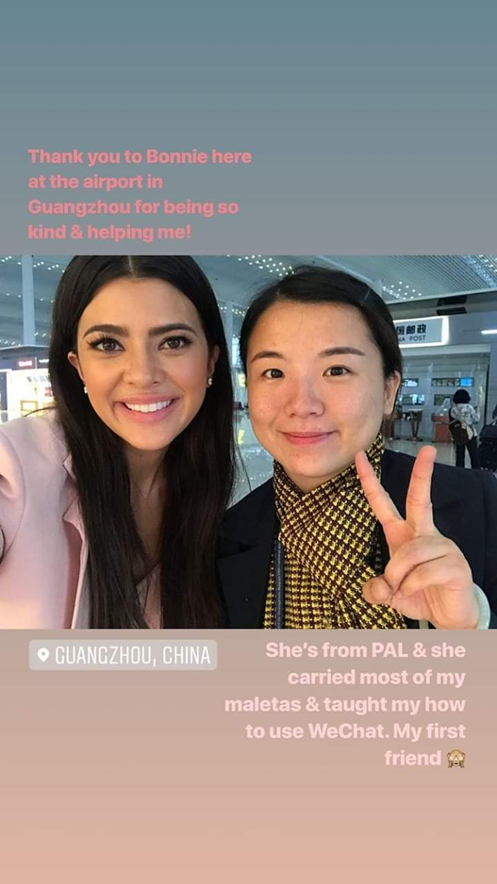 ✪✪✪ MISS WORLD 2018 - COMPLETE COVERAGE  ✪✪✪ - Page 2 Fb_i4450