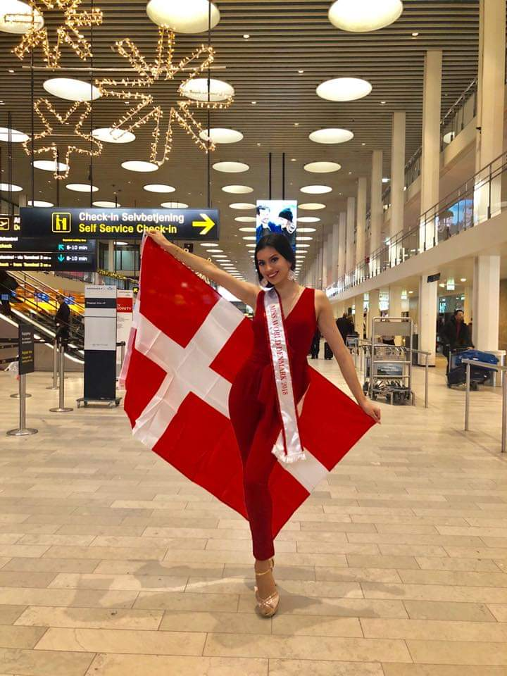 ✪✪✪ MISS WORLD 2018 - COMPLETE COVERAGE  ✪✪✪ - Page 2 Fb_i4461