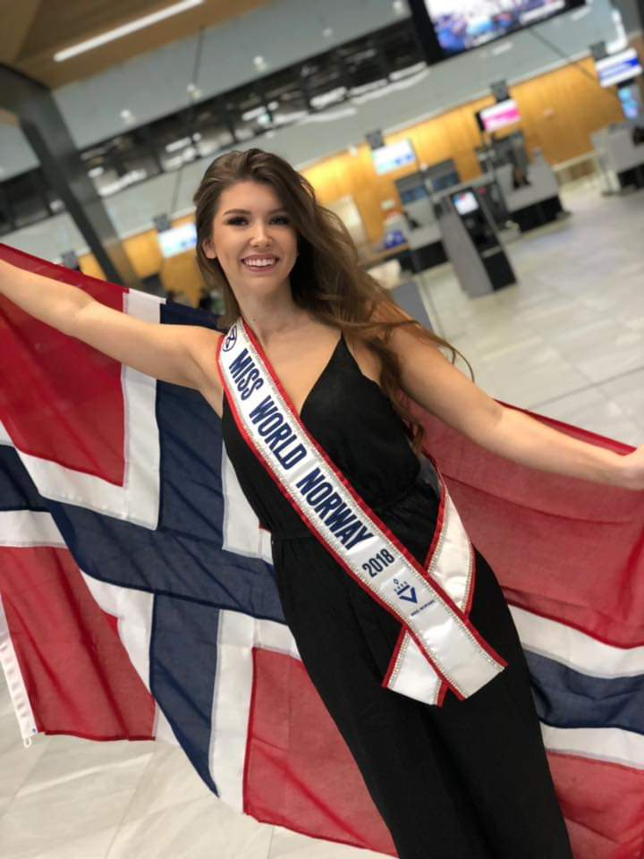 ✪✪✪ MISS WORLD 2018 - COMPLETE COVERAGE  ✪✪✪ - Page 2 Fb_i4470