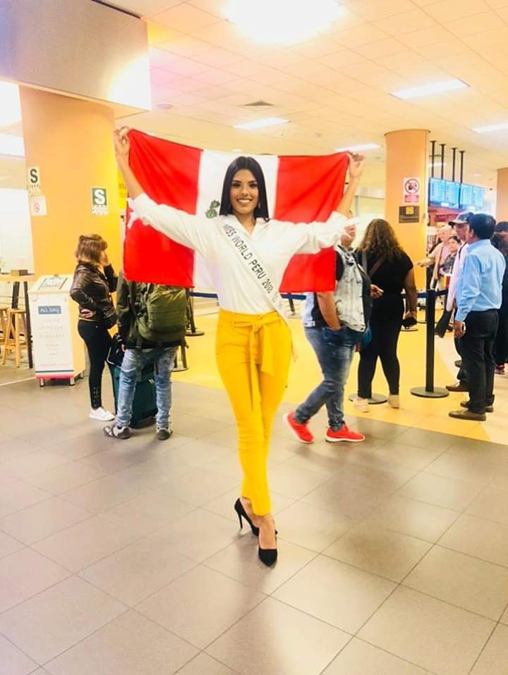 ✪✪✪ MISS WORLD 2018 - COMPLETE COVERAGE  ✪✪✪ - Page 2 Fb_i4471