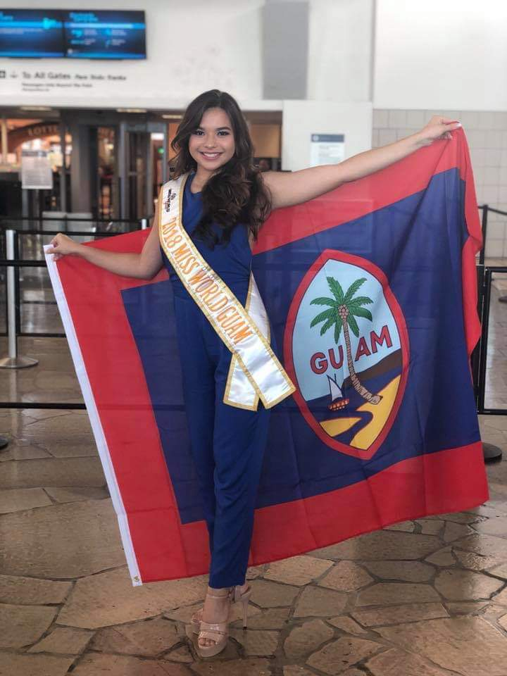 ✪✪✪ MISS WORLD 2018 - COMPLETE COVERAGE  ✪✪✪ - Page 2 Fb_i4475