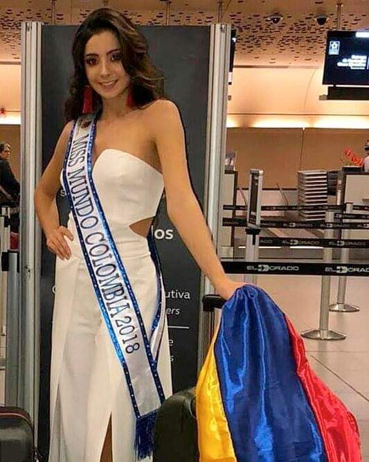✪✪✪ MISS WORLD 2018 - COMPLETE COVERAGE  ✪✪✪ - Page 2 Fb_i4483