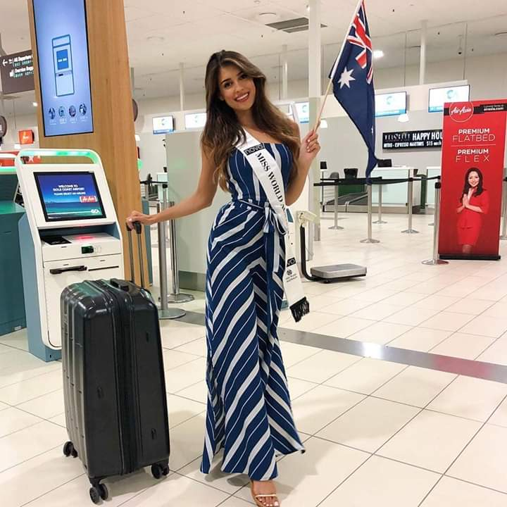 ✪✪✪ MISS WORLD 2018 - COMPLETE COVERAGE  ✪✪✪ - Page 2 Fb_i4484