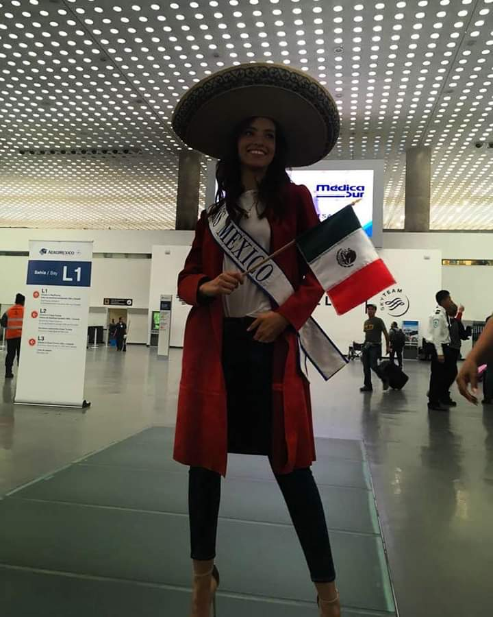 ✪✪✪ MISS WORLD 2018 - COMPLETE COVERAGE  ✪✪✪ - Page 2 Fb_i4492