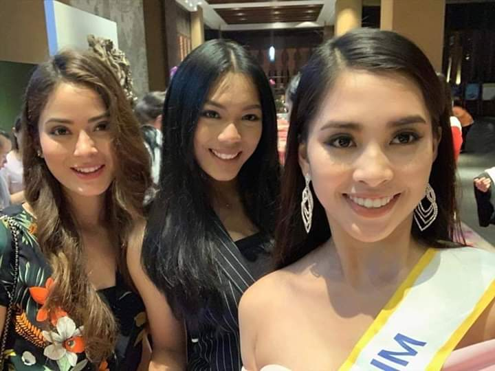 ✪✪✪ MISS WORLD 2018 - COMPLETE COVERAGE  ✪✪✪ - Page 2 Fb_i4531