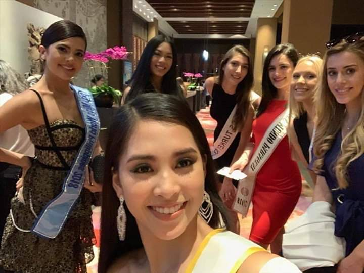 ✪✪✪ MISS WORLD 2018 - COMPLETE COVERAGE  ✪✪✪ - Page 2 Fb_i4532