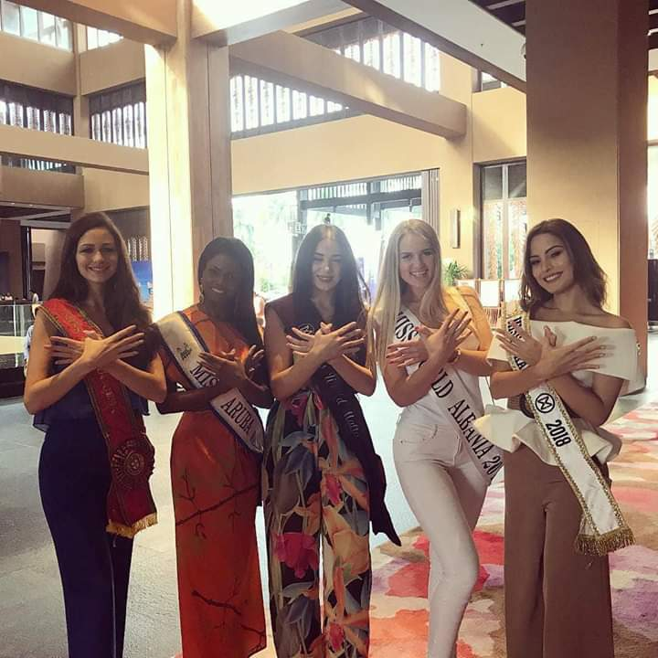 ✪✪✪ MISS WORLD 2018 - COMPLETE COVERAGE  ✪✪✪ - Page 2 Fb_i4533