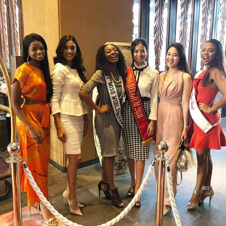 ✪✪✪ MISS WORLD 2018 - COMPLETE COVERAGE  ✪✪✪ - Page 4 Fb_i4596